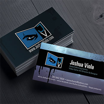 Josh Viola business card
